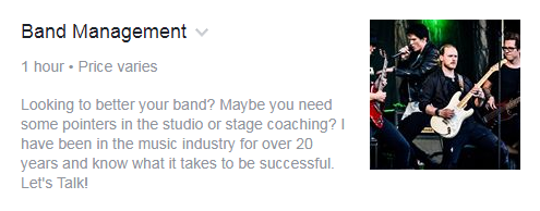 Band Management