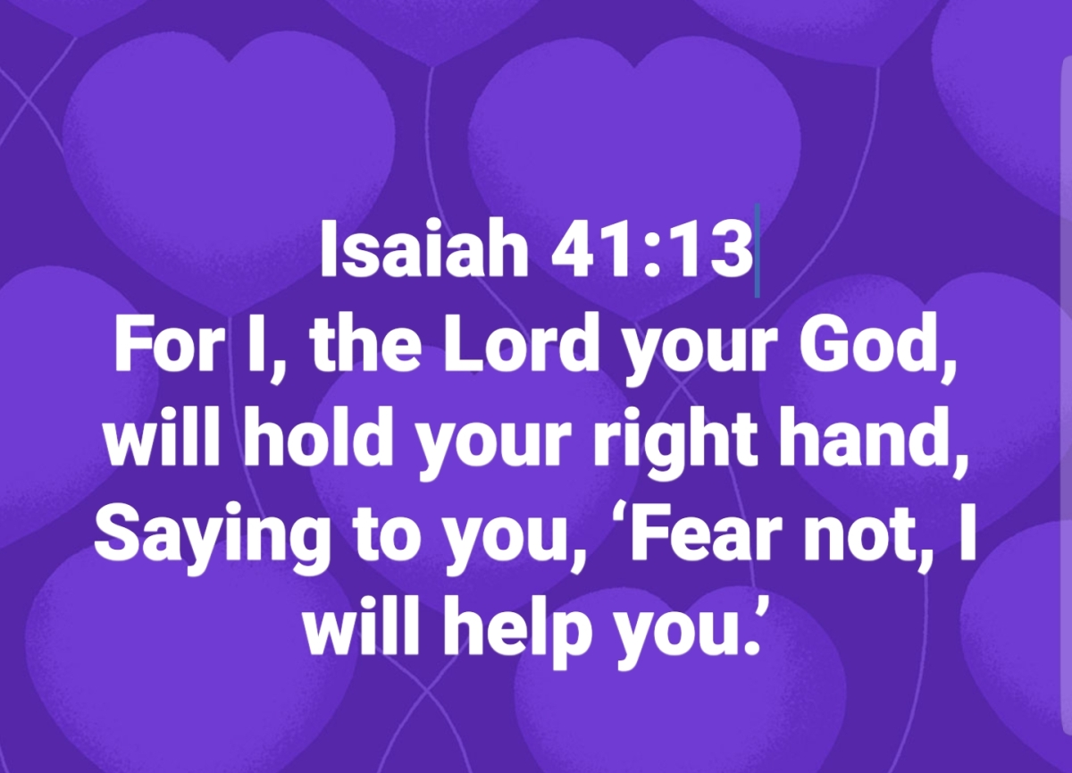 God Wants to Walk WithUs