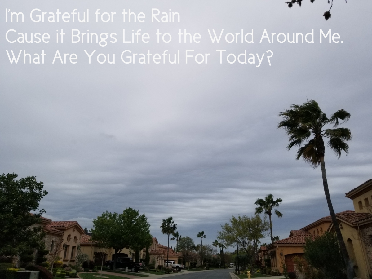 Grateful Gloom by Grace